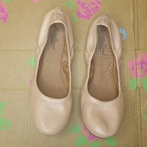 Lucky Brand Erin Ballet Flats Nude Size 7.5
